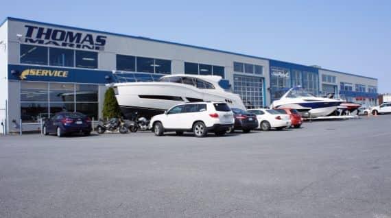 40HP VANGUARD for sale | Groupe Thomas Marine